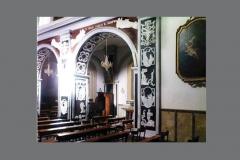 Particolare navata destra