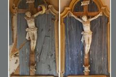 Il prima e dopo il restauro