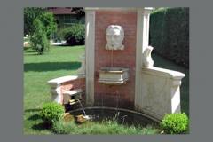 Fontana per giardino