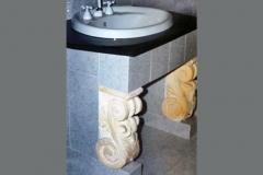 Lavabo per bagno casa privata